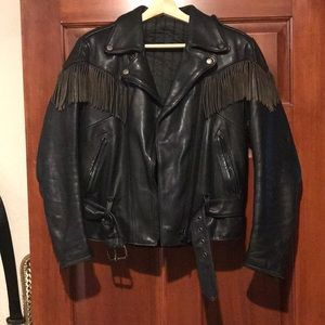 🖤One day sale! vintage corvette leather W Medium
